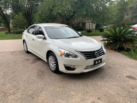 2015 Nissan Altima for sale at CARWIN MOTORS in Katy TX