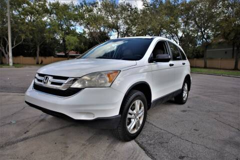 2010 Honda CR-V for sale at Easy Deal Auto Brokers in Hollywood FL