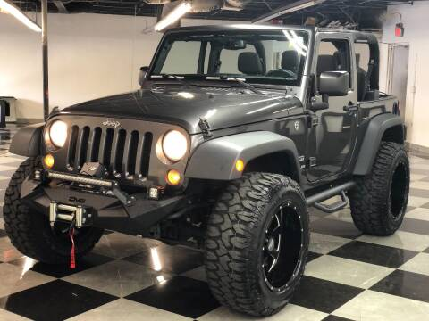 2017 Jeep Wrangler for sale at South Florida Jeeps in Fort Lauderdale FL