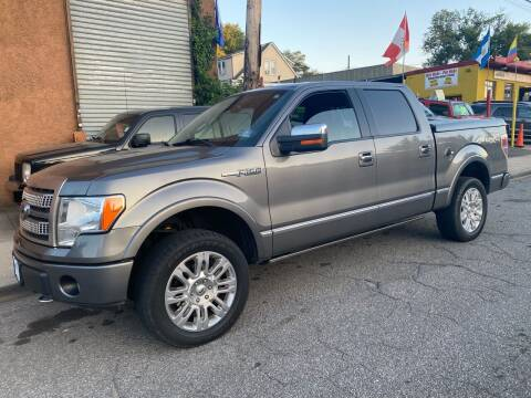 2010 Ford F-150 for sale at White River Auto Sales in New Rochelle NY