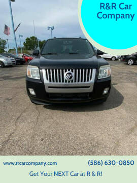 2011 Mercury Mariner for sale at R&R Car Company in Mount Clemens MI