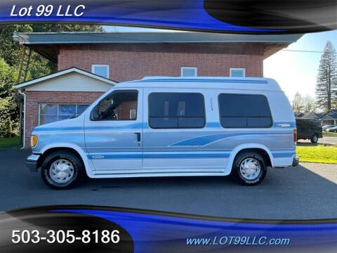 1994 Ford E-Series Cargo for sale at LOT 99 LLC in Milwaukie OR
