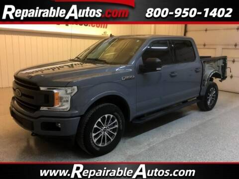 2020 Ford F-150 for sale at Ken's Auto in Strasburg ND
