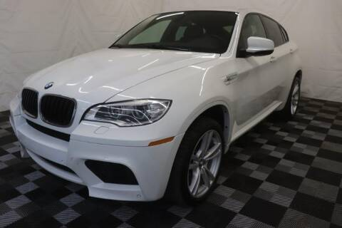 2014 BMW X6 M for sale at AH Ride & Pride Auto Group in Akron OH