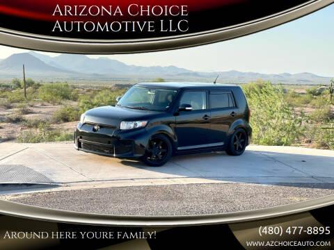 2012 Scion xB for sale at Arizona Choice Automotive LLC in Mesa AZ