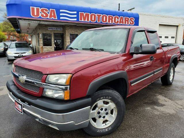 2005 Chevrolet Silverado 1500 for sale at USA Motorcars in Cleveland OH