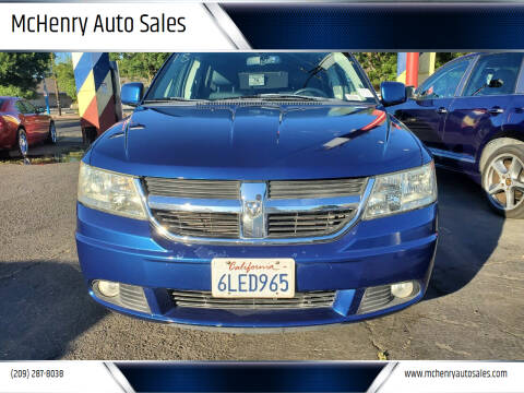 2010 Dodge Journey for sale at McHenry Auto Sales in Modesto CA