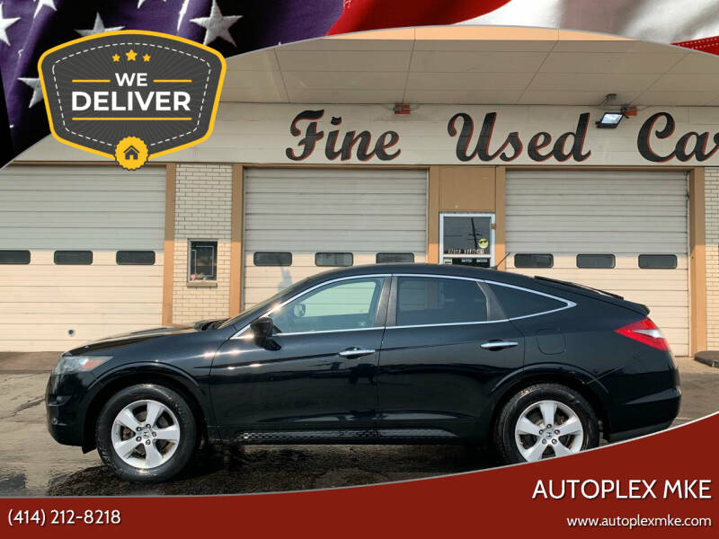 2011 Honda Accord Crosstour for sale at Autoplex 2 in Milwaukee WI