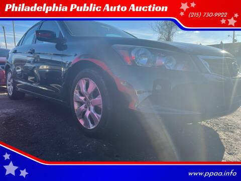 2010 Honda Accord for sale at Philadelphia Public Auto Auction in Philadelphia PA