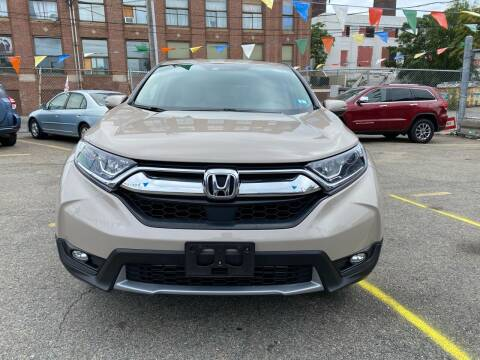 2017 Honda CR-V for sale at Metro Auto Sales in Lawrence MA