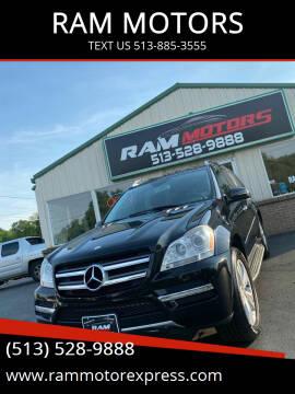 2012 Mercedes-Benz GL-Class for sale at RAM MOTORS in Cincinnati OH