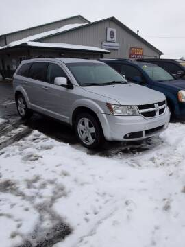 2010 Dodge Journey for sale at Faithful Cars Auto Sales in North Branch MI
