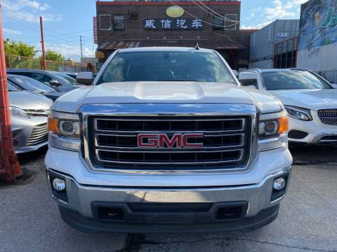 2015 GMC Sierra 1500 for sale at TJ AUTO in Brooklyn NY