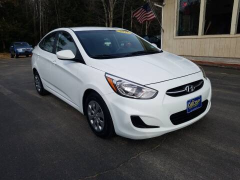 2017 Hyundai Accent for sale at Fairway Auto Sales in Rochester NH
