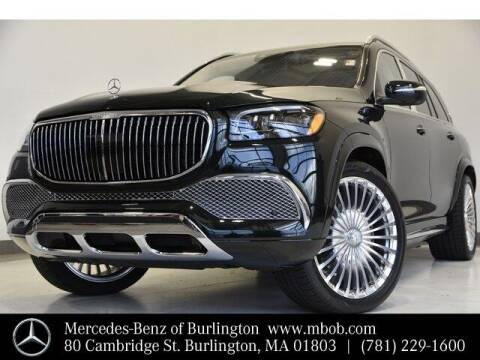 2021 Mercedes-Benz GLS for sale at Mercedes Benz of Burlington in Burlington MA
