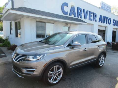 2017 Lincoln MKC for sale at Carver Auto Sales in Saint Paul MN
