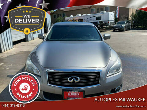 2013 Infiniti M37 for sale at Autoplex in Milwaukee WI