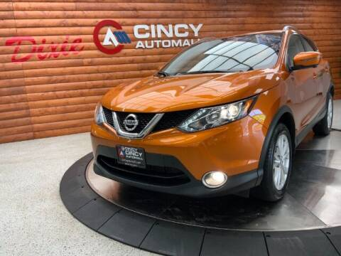 2017 Nissan Rogue Sport for sale at Dixie Motors in Fairfield OH