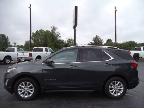 2019 Chevrolet Equinox for sale at Hawkins Motors Sales - Lot 1 in Hillside MI