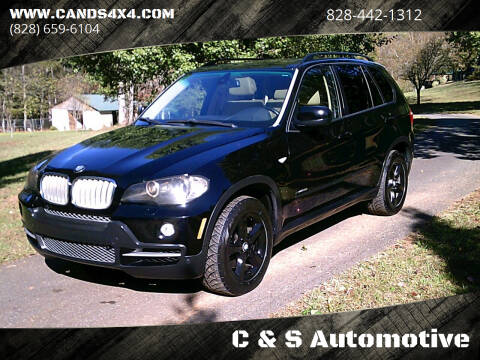 2009 BMW X5 for sale at C & S Automotive in Nebo NC
