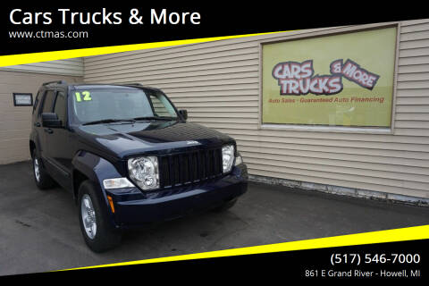 2012 Jeep Liberty for sale at Cars Trucks & More in Howell MI
