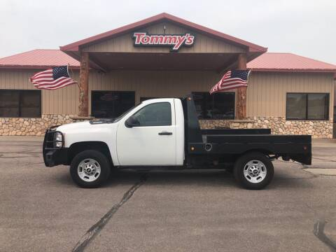 2012 Chevrolet Silverado 2500HD for sale at Tommy's Car Lot in Chadron NE