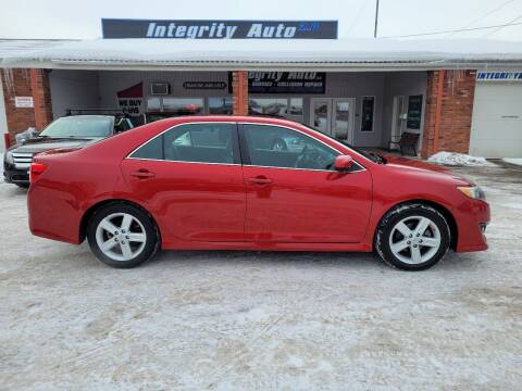 2014 Toyota Camry for sale at Integrity Auto LLC - Integrity Auto 2.0 in St. Albans VT