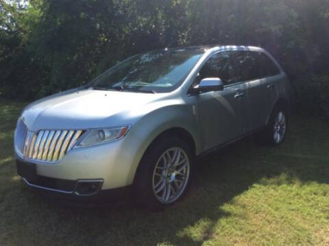 2011 Lincoln MKX for sale at Allen Motor Co in Dallas TX