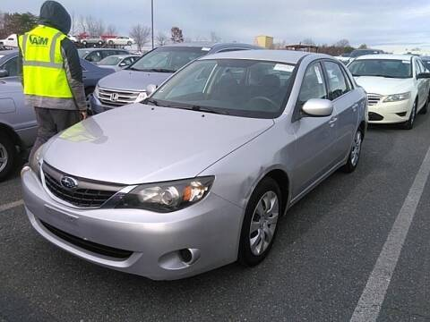 2009 Subaru Impreza for sale at Cj king of car loans/JJ's Best Auto Sales in Troy MI