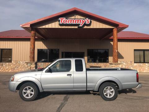 2003 Nissan Frontier for sale at Tommy's Car Lot in Chadron NE