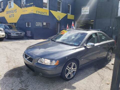 2006 Volvo S60 for sale at UPTOWN DIPLOMAT MOTOR CARS in Baltimore MD