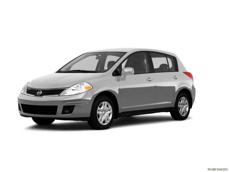 2010 Nissan Versa for sale at Taylor Automotive in Martin TN