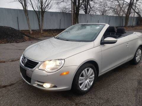 2009 Volkswagen Eos for sale at Flex Auto Sales in Cleveland OH