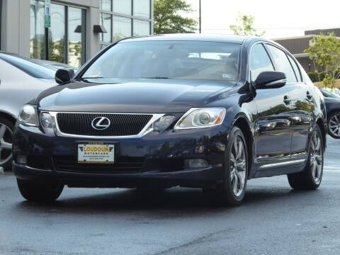 2008 Lexus GS 350 for sale at Loudoun Used Cars - LOUDOUN MOTOR CARS in Chantilly VA