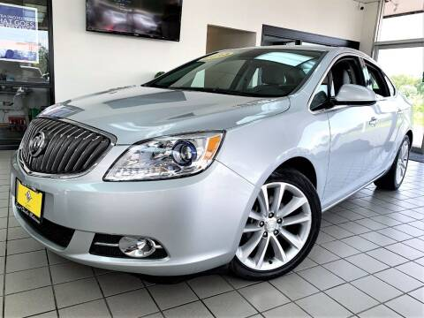 2013 Buick Verano for sale at SAINT CHARLES MOTORCARS in Saint Charles IL