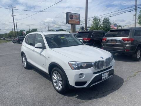 2017 BMW X3 for sale at Cars 4 Grab in Winchester VA