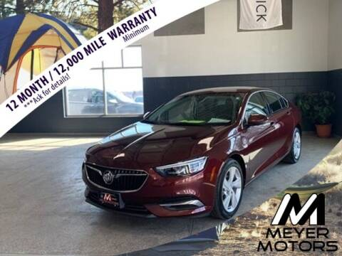 2018 Buick Regal Sportback for sale at Meyer Motors in Plymouth WI