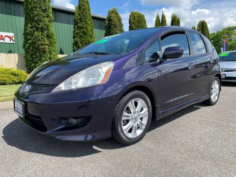 2009 Honda Fit for sale at AUTOTRACK INC in Mount Vernon WA