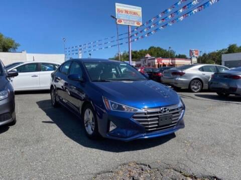 2019 Hyundai Elantra for sale at Bay Motors Inc in Baltimore MD