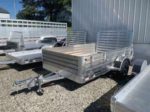 "2020 Hillsboro 10' x 70""  Utility Trailer for sale at Schrier Auto Body & Restoration in Cumberland IA"