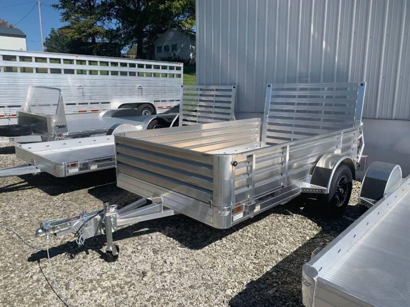 "2020 Hillsboro 10' x 70""  Utility Trailer for sale at Schrier Auto Body & Restoration in Cumberland IA"