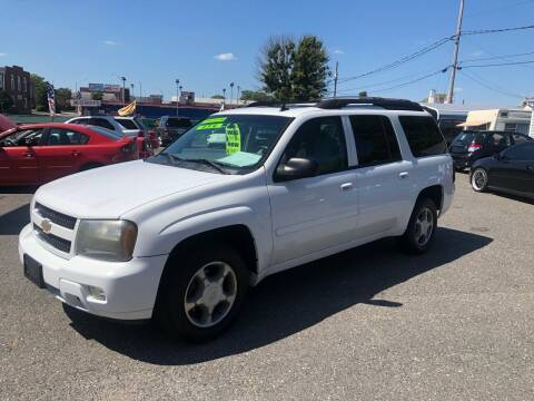 2006 Chevrolet TrailBlazer EXT for sale at LINDER'S AUTO SALES in Gastonia NC