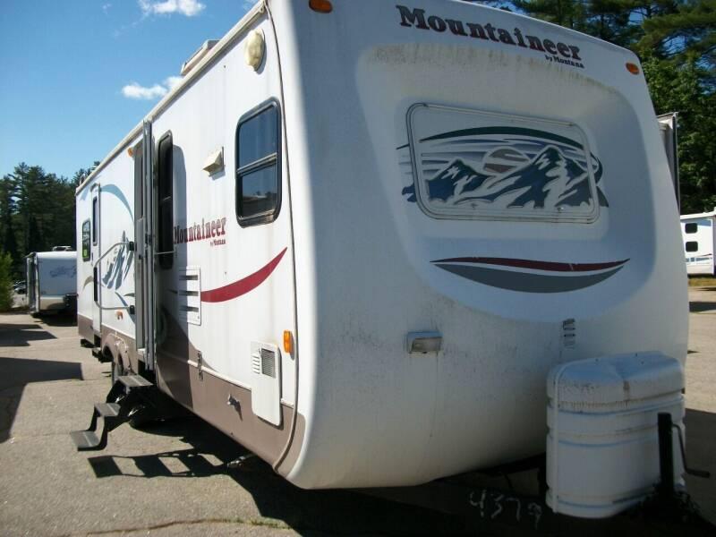 2005 Keystone Mountaineer  29FK