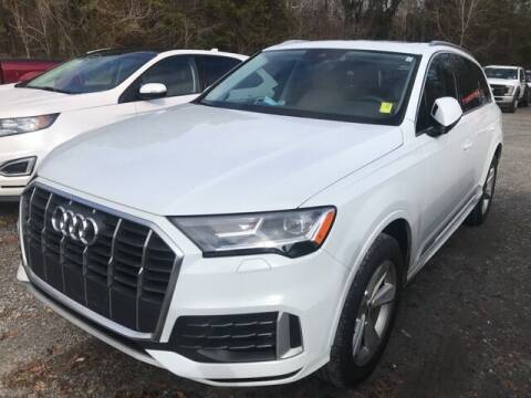 2020 Audi Q7 for sale at BILLY HOWELL FORD LINCOLN in Cumming GA