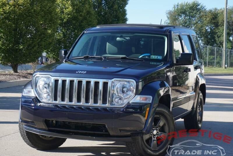 2008 Jeep Liberty for sale at Prestige Trade Inc in Philadelphia PA