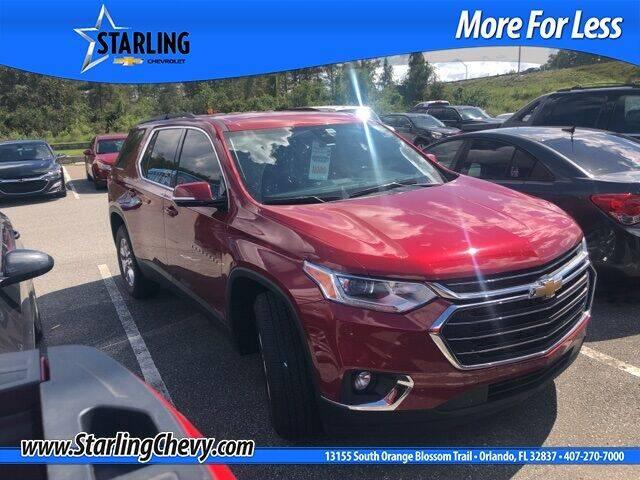 2020 Chevrolet Traverse for sale at Pedro @ Starling Chevrolet in Orlando FL