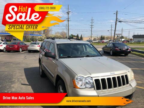 2008 Jeep Grand Cherokee for sale at Drive Max Auto Sales in Warren MI