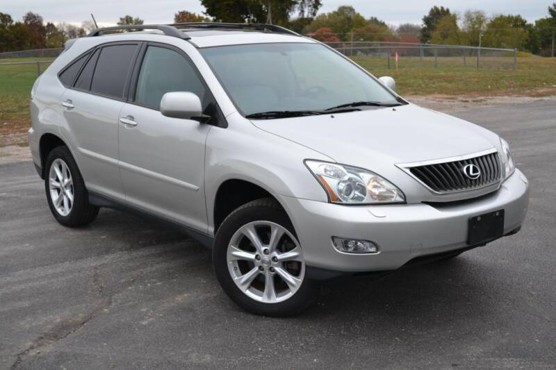 2008 Lexus RX 350 for sale at GLADSTONE AUTO SALES    GUARANTEED CREDIT APPROVAL in Gladstone MO