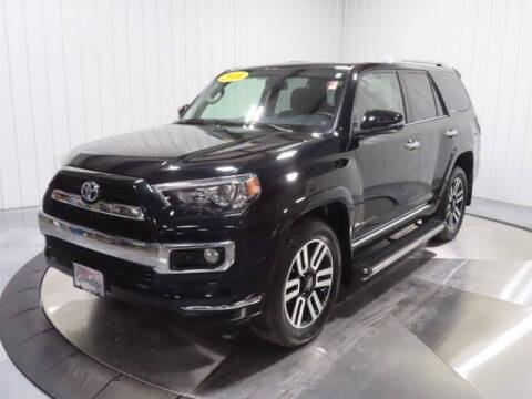 2016 Toyota 4Runner for sale at HILAND TOYOTA in Moline IL