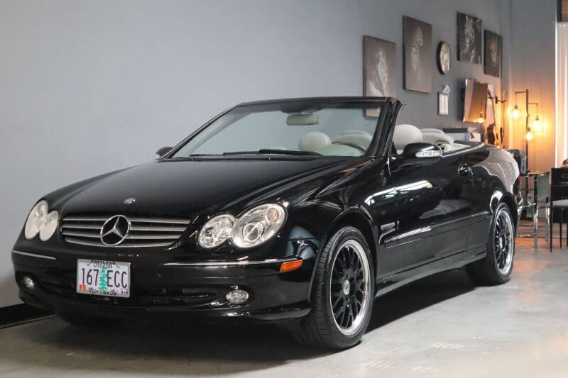 2004 Mercedes-Benz CLK for sale at Overland Automotive in Hillsboro OR